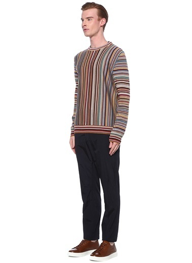 Paul Smith Pantolon Lacivert
